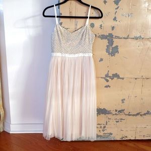 BHLDN • Coppelia Dress • Needle & Thread